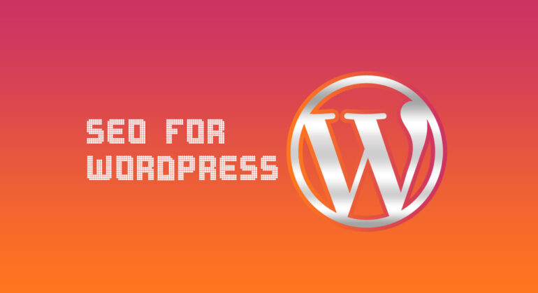 SEO for WordPress 1