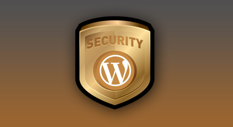 setup security wordpress