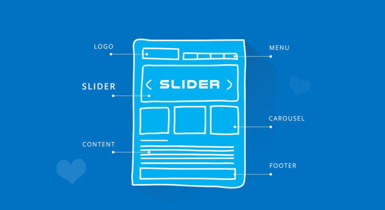 wordpress slider insert add include slider to home page