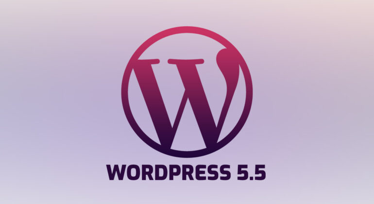 wordpress 5 5