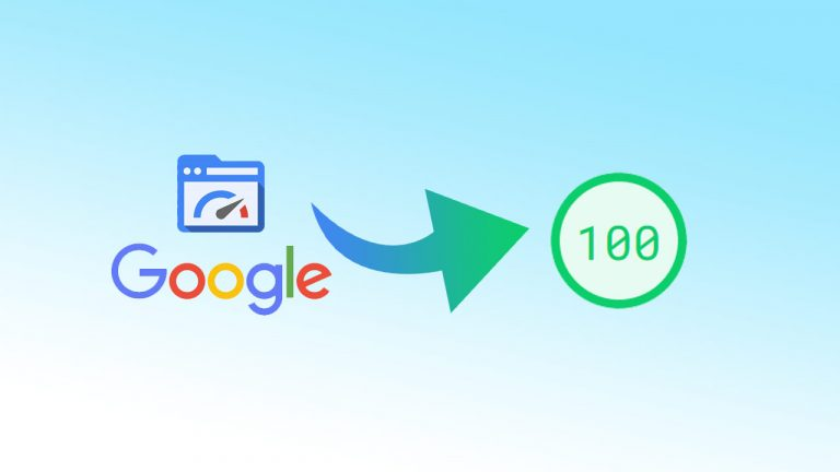 Get 100 points on Google PageSpeed test with WordPress