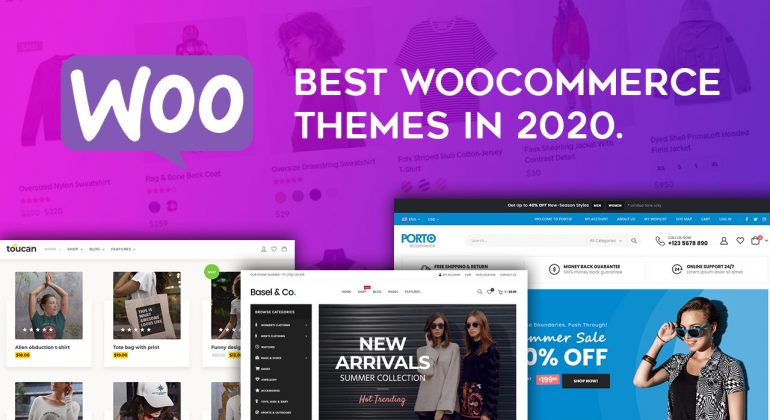 10 Best WooCommerce Themes for your shop in 2020