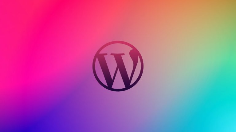 wordpress wallpaper colorful gradient collection 2